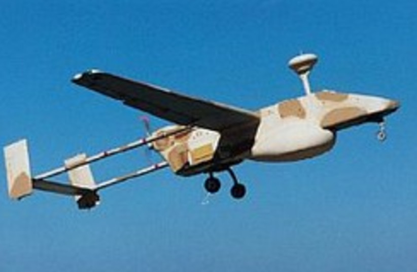 Israeli drone 248.88 (photo credit: http://www.israeli-weapons.com/weapons/aircraft/ua)