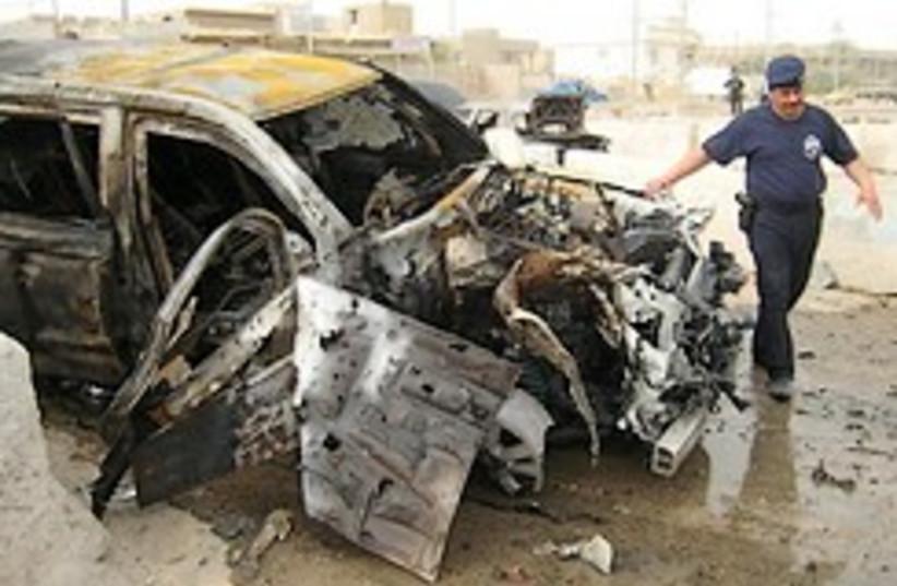 Iraq rubble 248.88 (photo credit: AP [file])