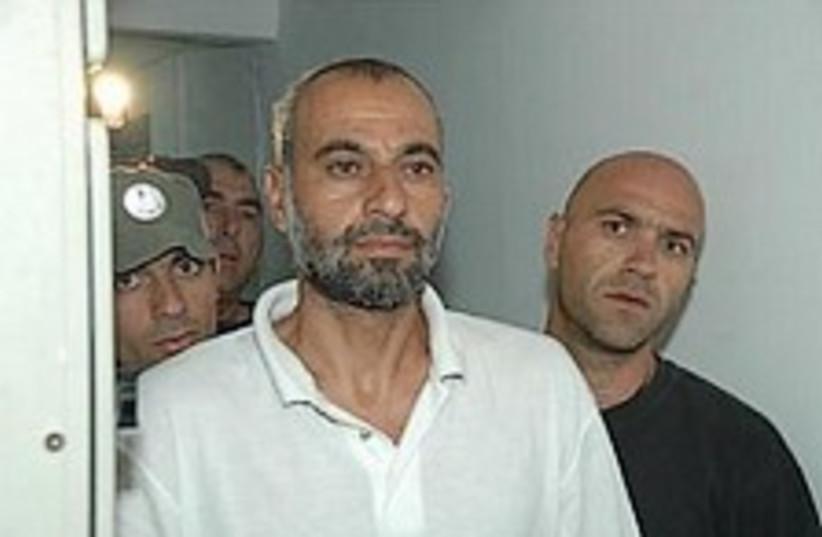zada suspect 298 (photo credit: Gai Nitzani, Israel Police)