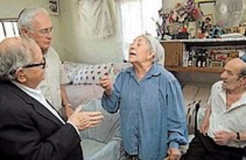 Elderly 224.88 (photo credit: Sasson Tiram [file])