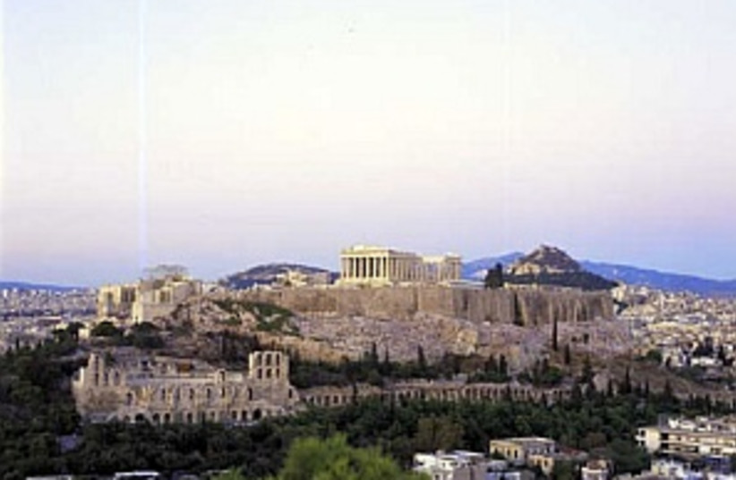 athens view 298.88 (photo credit: Greece National Tourism Organization)