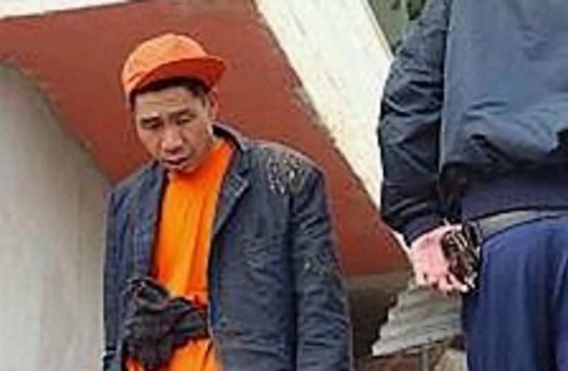 chinese worker 224.88 (photo credit: Ariel Jerozolimski [file])
