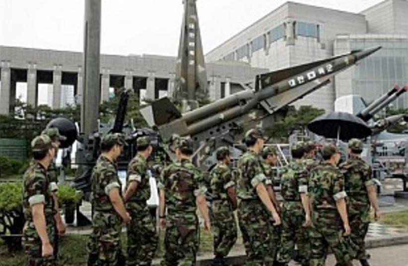 North Korea 298 88 (photo credit: )