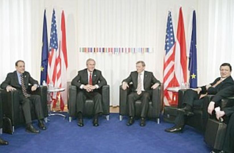 EU meeting Vienna 298 (photo credit: )