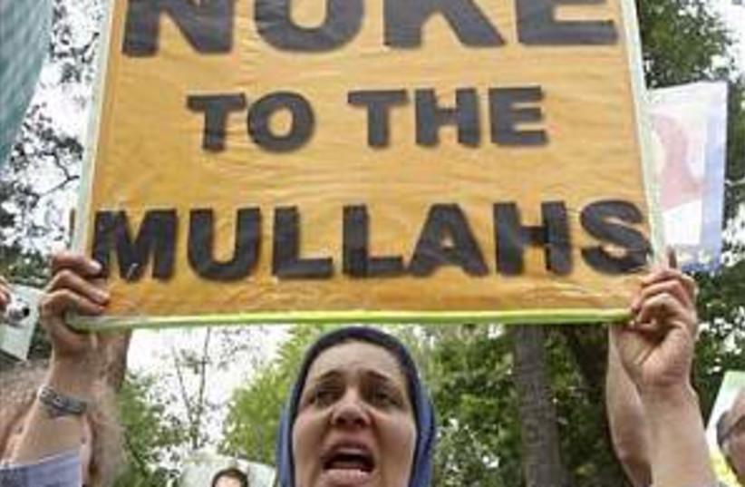 anti iran 298.88 (photo credit: Associated Press)