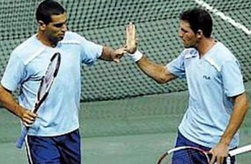 ram erlich tennis 88.248 (photo credit: AP [file])