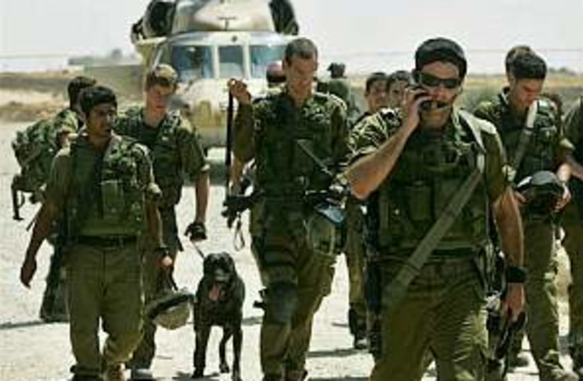 idf helicopter 298.88 (photo credit: AP)
