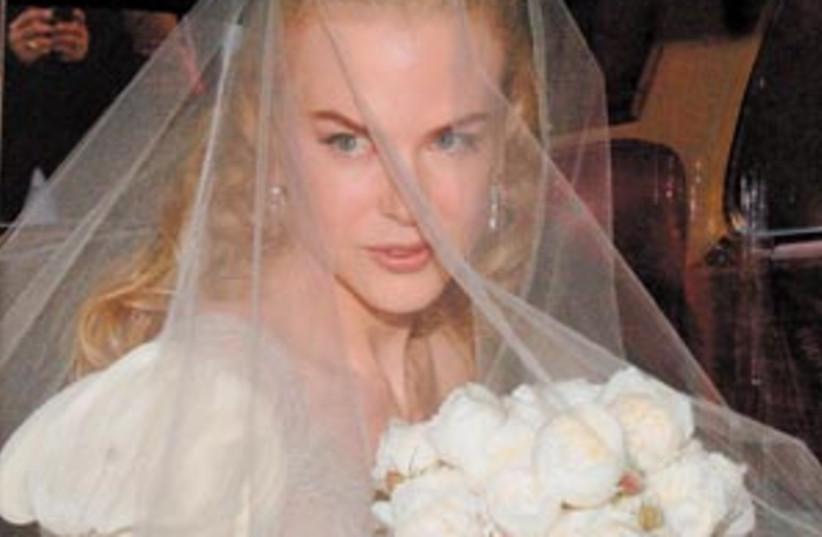 kidman wedding 88 298 (photo credit: AP)