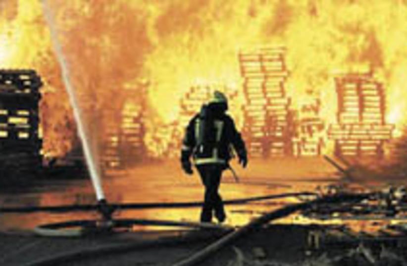 fire 224 (photo credit: Courtesy)