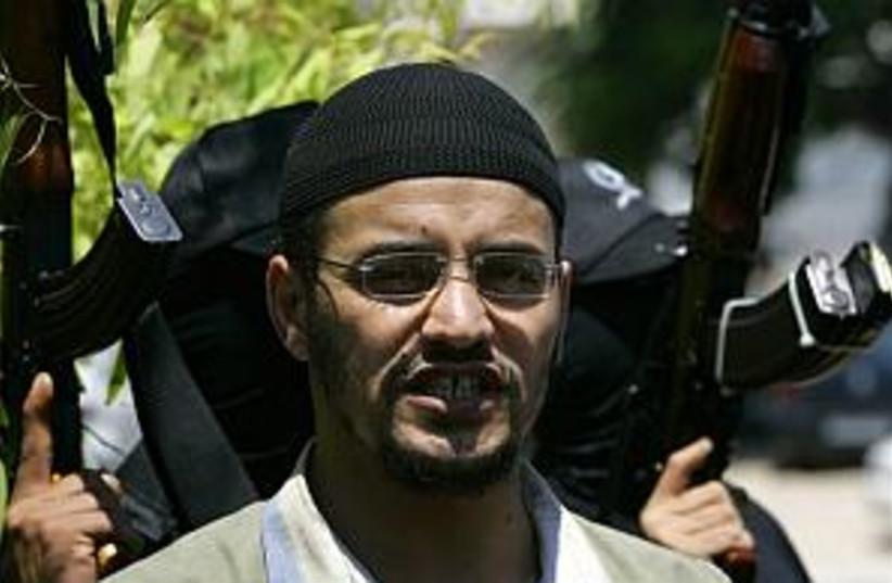 Mohamed Abdel Al 298 (photo credit: AP)