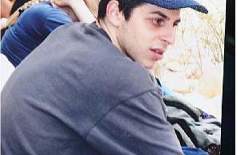 Gilad Shalit 298 88 (photo credit: Courtesy)