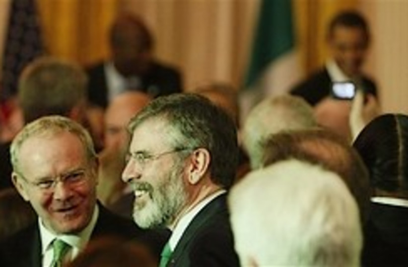 Martin McGuinness 248.88 (photo credit: AP)