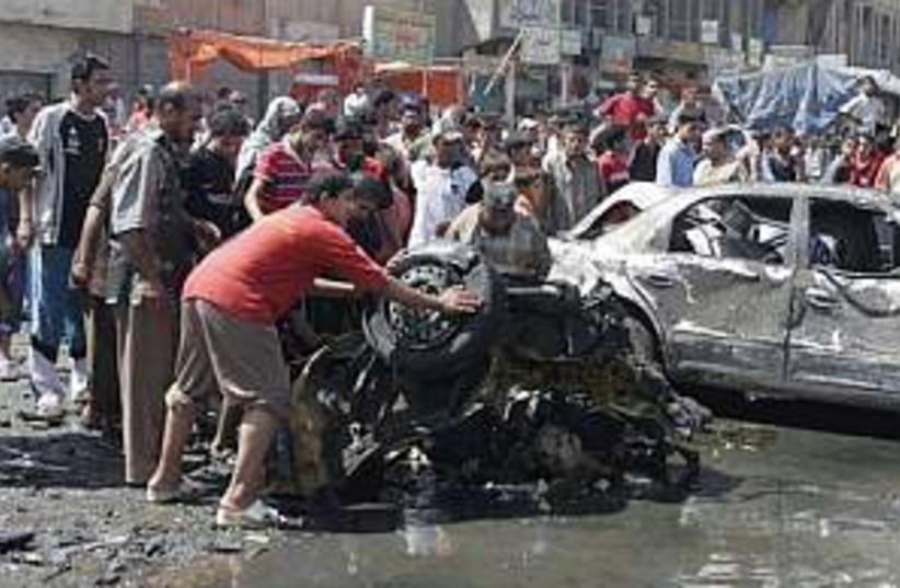 baghdad bombing 298 88ap (photo credit: AP [file])
