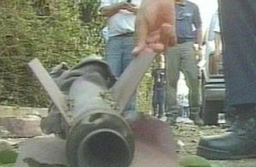 kassam ashkelon 298.88 (photo credit: Channel 2)