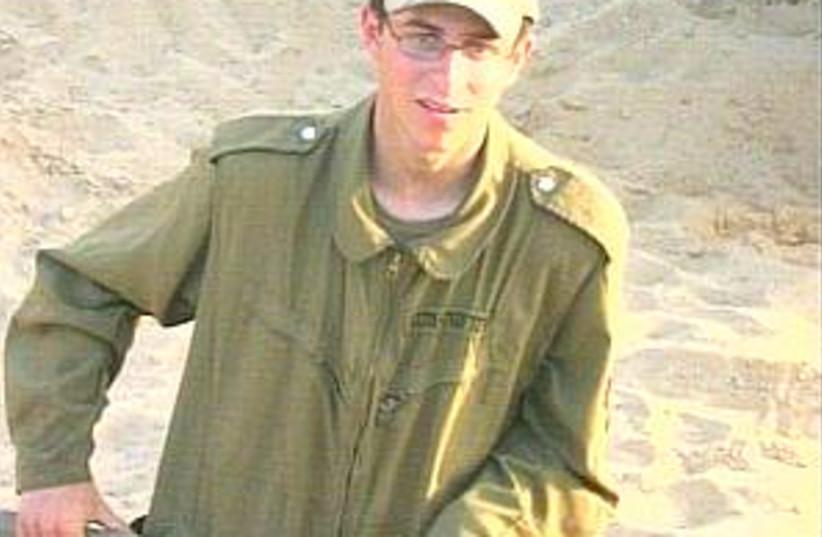 Gilad Shalit 298 ch 10 (photo credit: Channel 10)