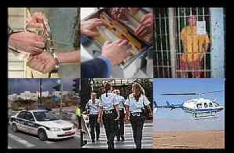 multipurpose crime 298 (photo credit: Ariel Jerozolimski and AP [file])