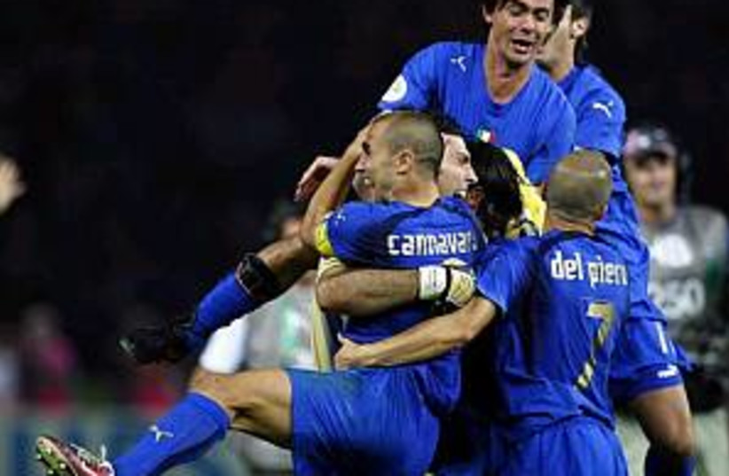 italy world cup 298 88 (photo credit: AP)