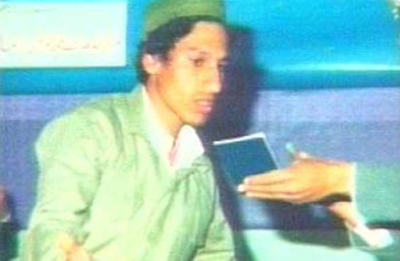 muhammad deif 298 channe (photo credit: Channel 2)