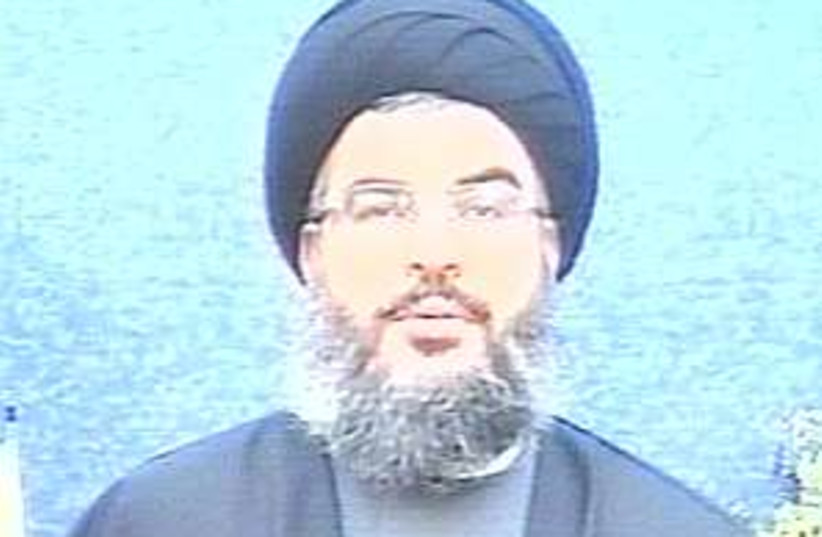 nasrallah 298 88 ch2 (photo credit: Channel 2)