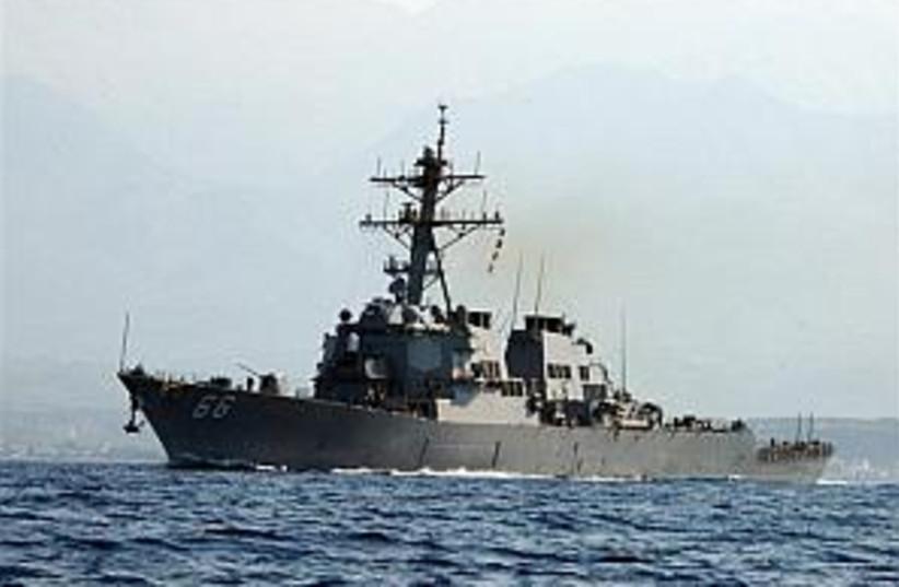 us navy warship 298 (photo credit: US Navy Photo by Mr. Paul Farley)