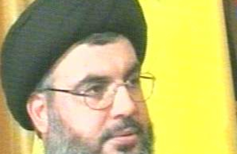 nasrallah 298 ch 10 (photo credit: Channel 10)