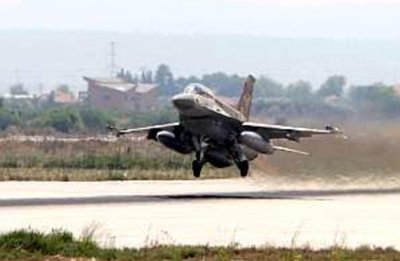 iaf jet lebanon 298 88aj (photo credit: Ariel Jerozolimski)