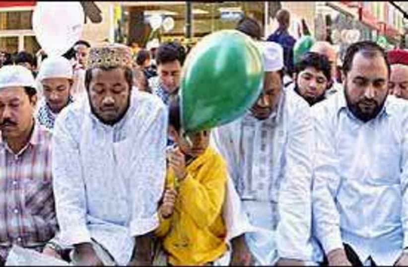 us muslims 298.88 (photo credit: AP [file])
