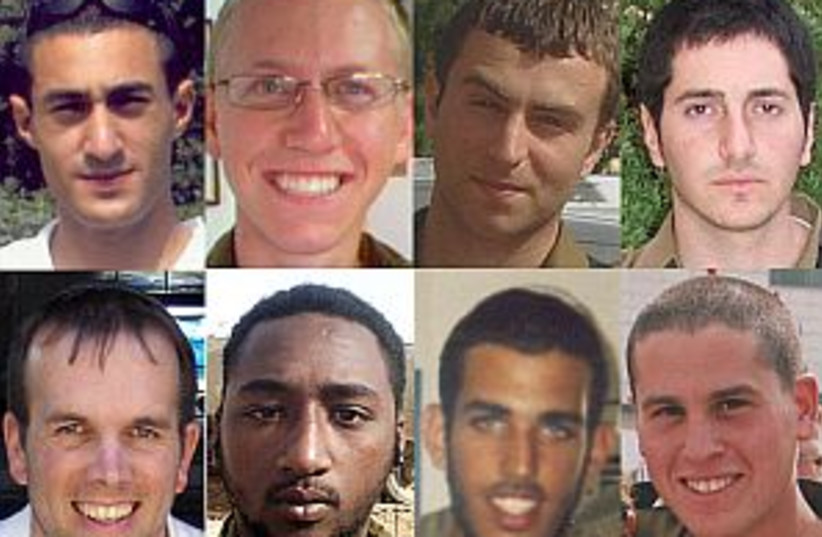 eight killed lebanon 298 (photo credit: IDF)