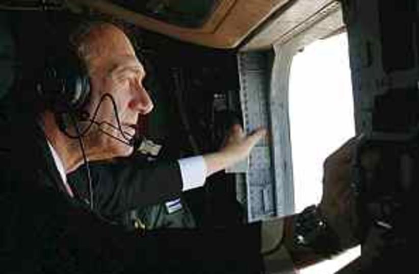 Olmert IDF 298 (photo credit: AP [file])