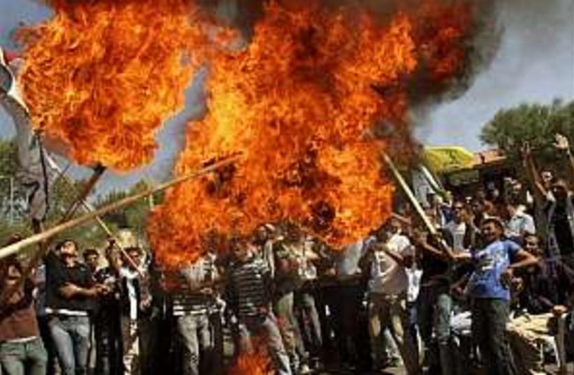 Gaza lebaonon 298.88 (photo credit: AP)