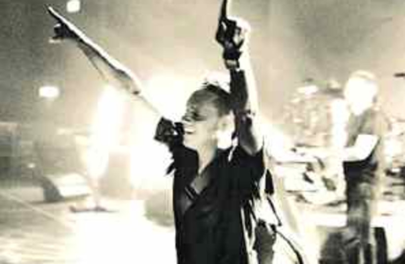 depeche mode 298.88 (photo credit: Courtesy Photo)