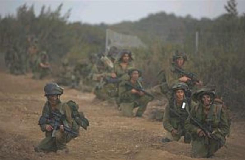 IDF troops lebanon 29888 (photo credit: AP [file])