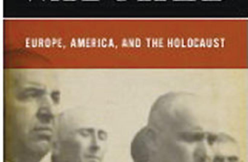 holocaust book 88 248 (photo credit: Courtesy)