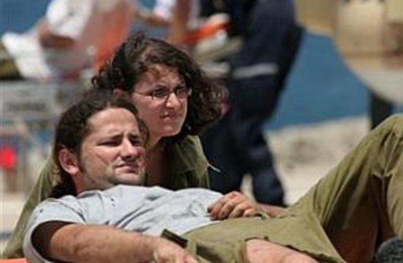 kfar giladi 298 ap (photo credit: AP)