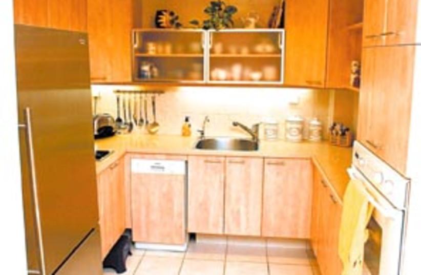kitchen aug 11 88 298 (photo credit: Eyal Izhar)