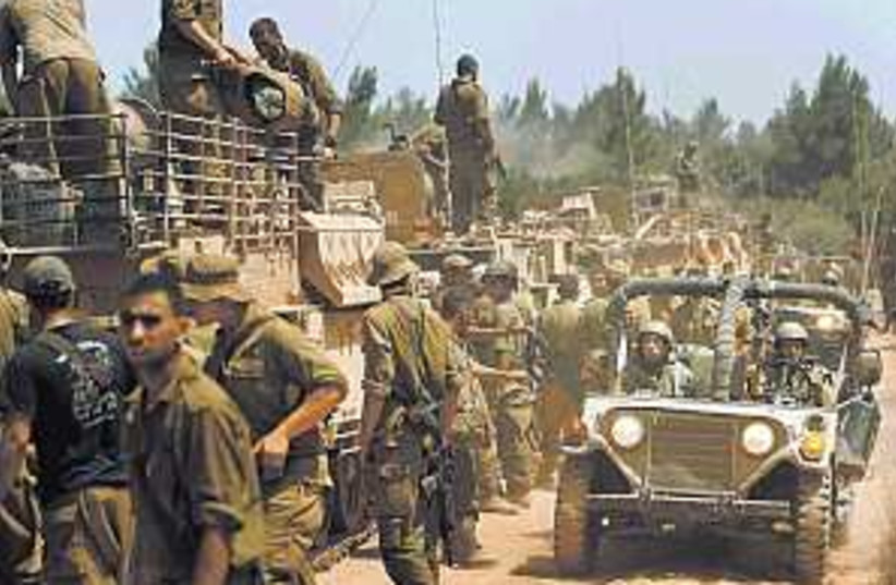 idf soldiers 298 (photo credit: AP [file])