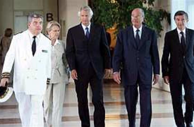 chirac pm fm 298.88 (photo credit: Associated Press)