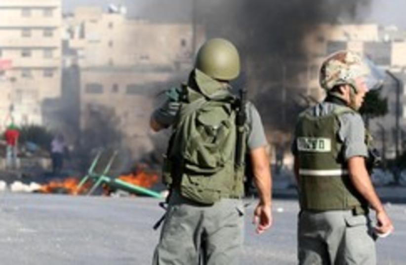 issawiya riots 248.88 (photo credit: Ariel Jerozolimski)