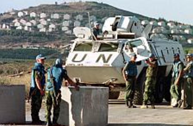 un lebanon 224 (photo credit: AP [file])