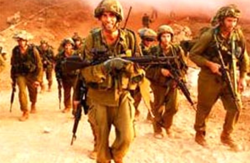 leaving lebanon 88 298 (photo credit: IDF Spokesman)