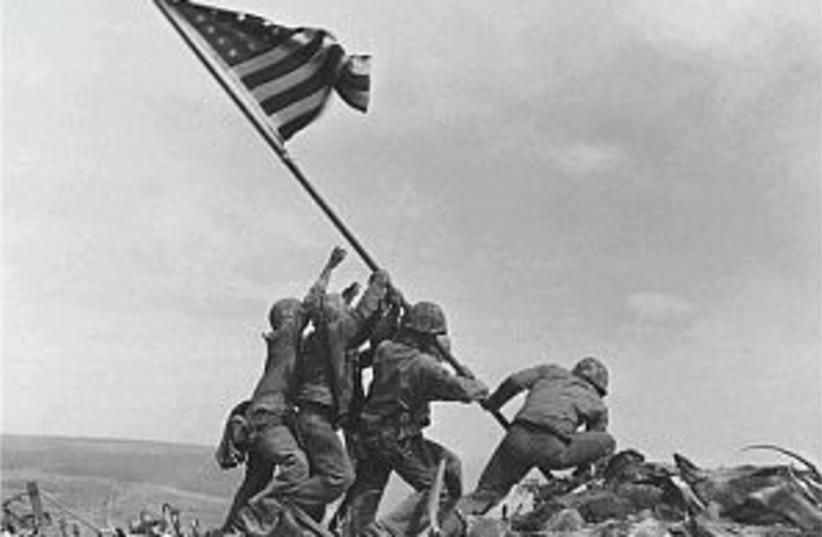 Iwo Jima 298.88 ap (photo credit: AP)