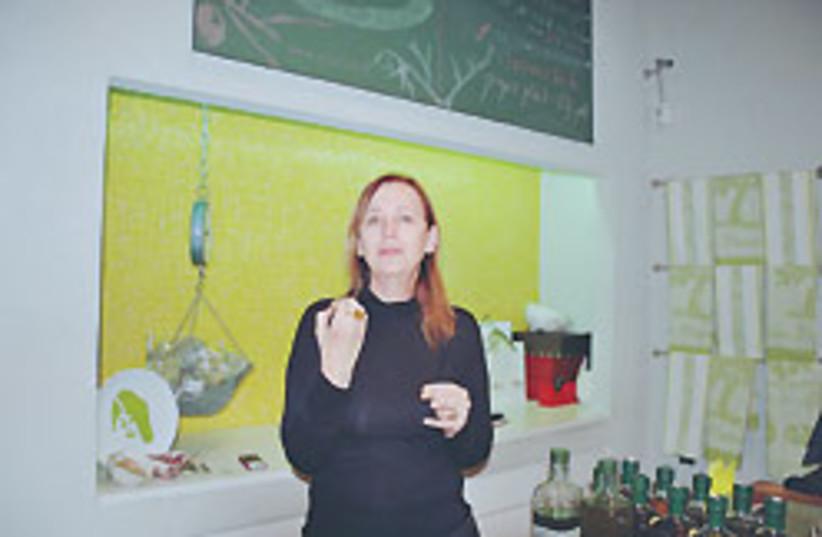 Hilla Wenkert 88 248 (photo credit: Ilana Epstein )