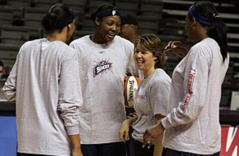 WNBA 298.88 (photo credit: AP)