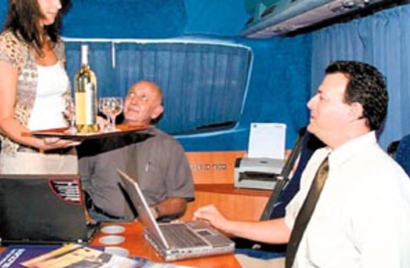 business bus 88 298 (photo credit: Courtesy photo)