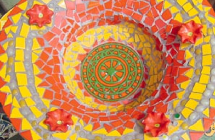 mosaic art 88 298 (photo credit: )