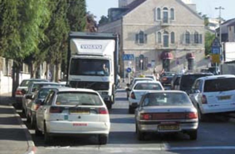 traffic jam 298.88 (photo credit: Courtesy)