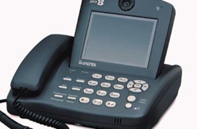 bezeq videophone 88 298 (photo credit: )