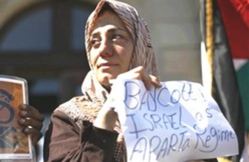 durban II palestinian woman 248 88 (photo credit: AP [file])