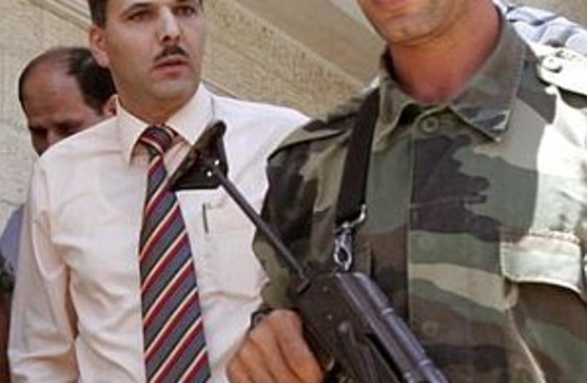 pa deputy Shaer 298 ap (photo credit: AP [file])