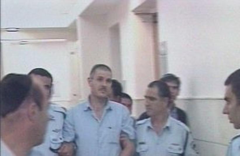 Jewish terrorist 298.88 (photo credit: Channel 2)